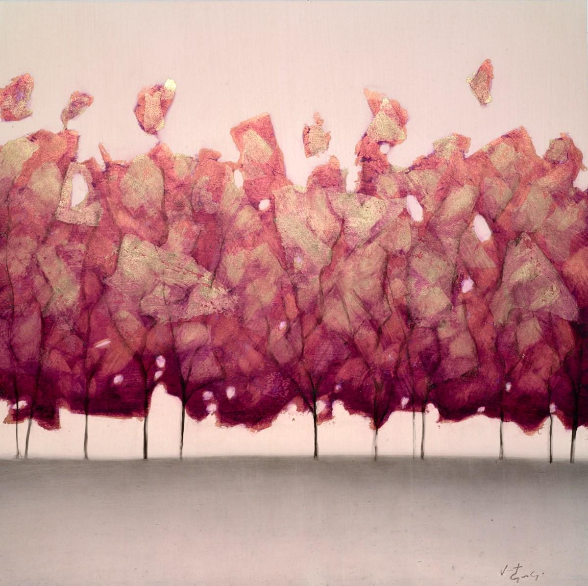 Gilded Trees V